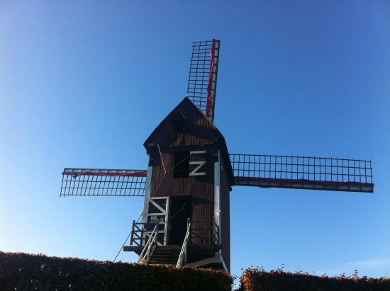 Walloon Brabant Province, Βέλγιο: molen