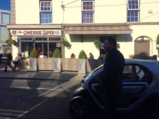 The Corner Note Cafe Dalkey Dublin