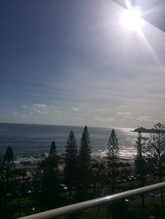 Pacific Beach Resort: Sunrise