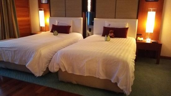 hotel nikko guam: 部屋