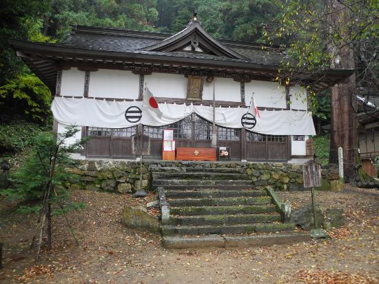 Kabasakihachimangu