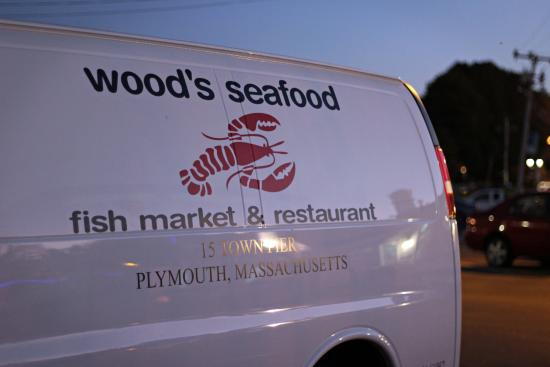 Wood S Seafood The Best In Plymouth