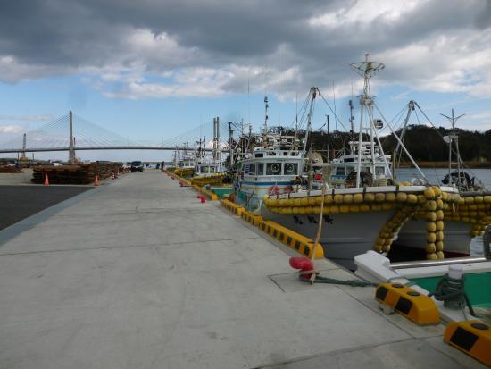 Soma Bay Fishing Bridge