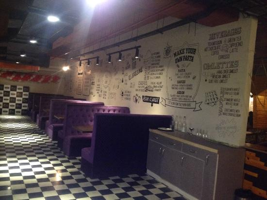 Unexpected Place In Vishal Mall Review Of Infinito Resto Lounge Madurai India Tripadvisor