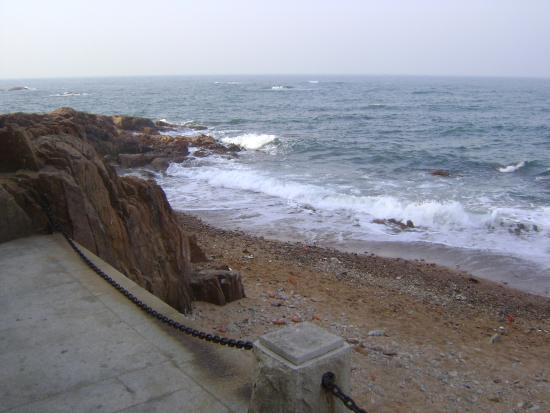 Qingdao Second Beach: The Second Beach