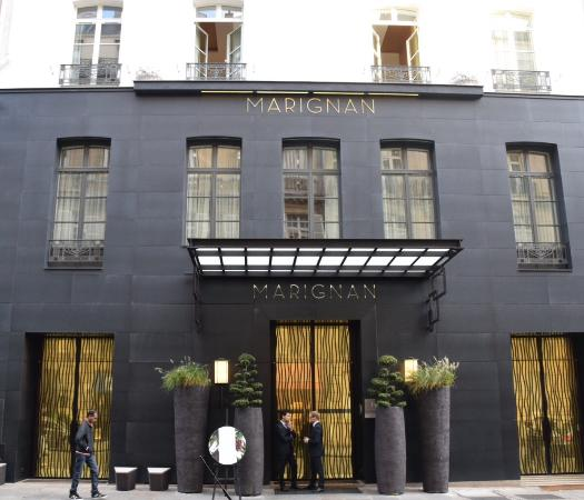 Hotel Marignan Champs Elysees Tripadvisor