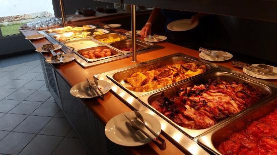 Suneoclub Helios Beach: Frühstück
