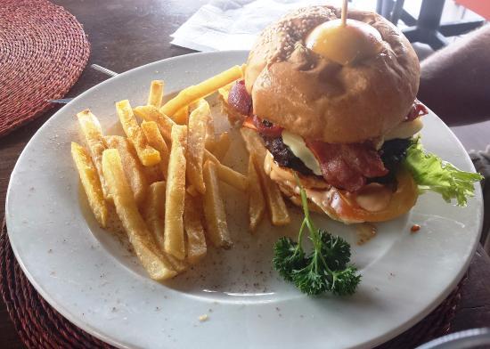 Rhapsody's Burger