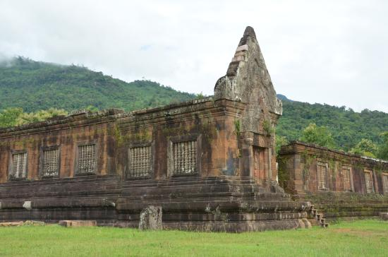 Vat Phou Temple: Lower building