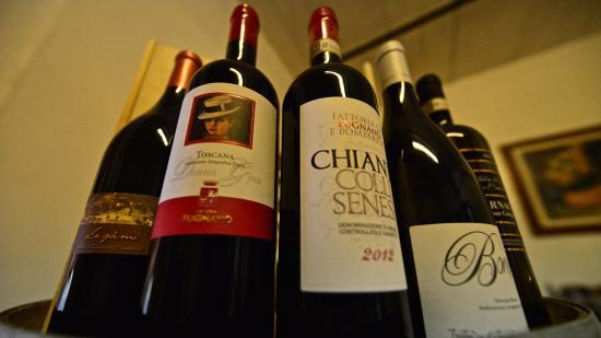 Fattoria di Fugnano: degustazione vini