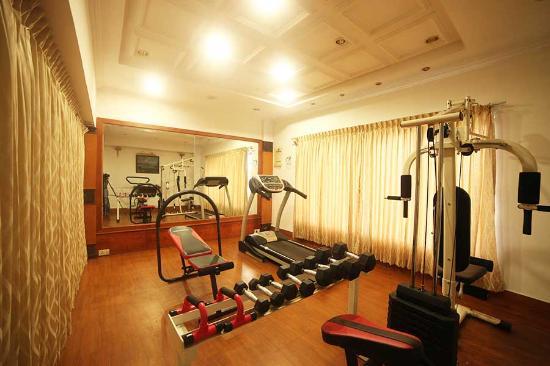 The Surya, Luxury Airport Hotel: Health Club