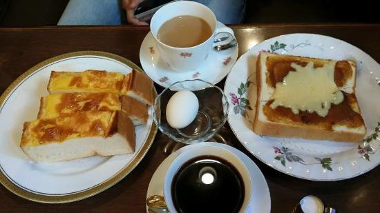 Marufuku Coffee Shop, Sennichimae Honten