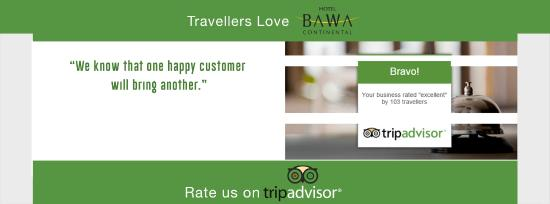 Hotel Bawa Continental: Rate us