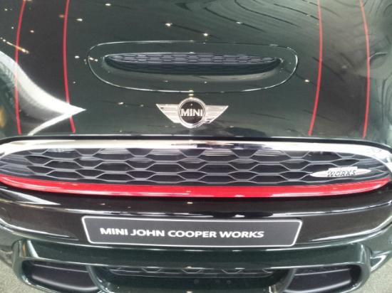 "новый мини - ミュンヘン、BMW博物館の写真写真: ""новый мини"""