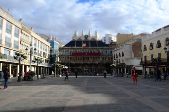 Fuente - Picture of Plaza Mayor, Ciudad Real - TripAdvisor