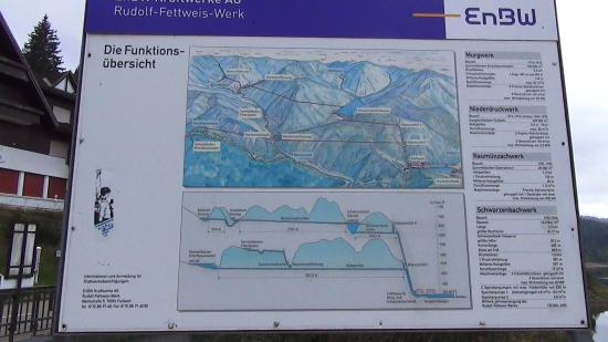 Forbach, Germany: Schwarzenbach-Talsperre