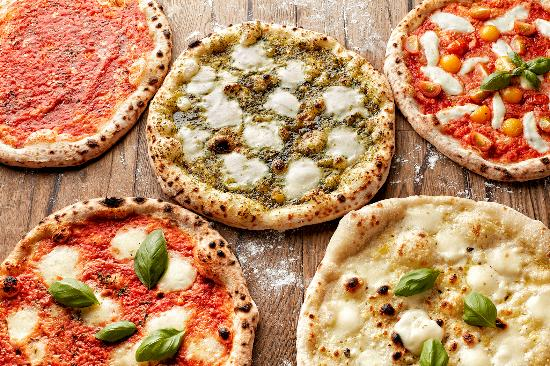 800 Degrees Neapolitan Pizzeria: Slices of Happiness