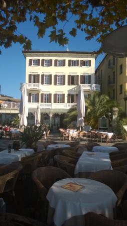 La Vittoria Boutique Hotel: Hotel