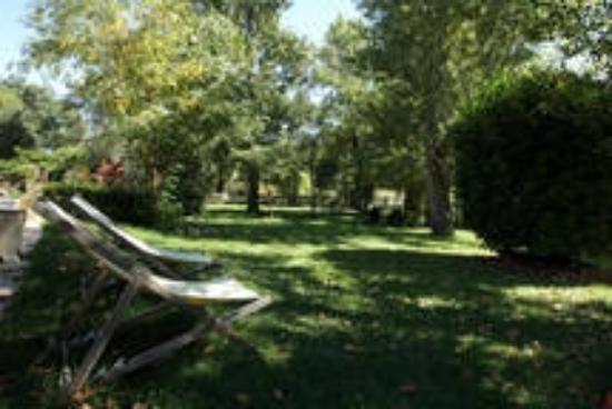 Castagnac, Francia: parc