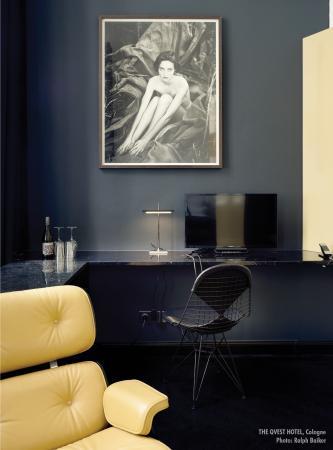 the qvest hideaway cologne germany hotel reviews photos price comparison tripadvisor. Black Bedroom Furniture Sets. Home Design Ideas