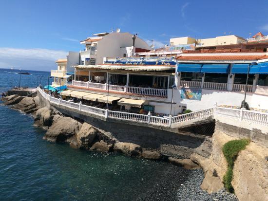 Masia Del Mar Maria Brilliant La Caleta Seafood Restaurant
