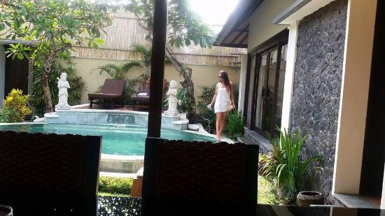 The Sanyas Suite Seminyak: Villa 1
