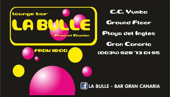 La Bulle: Logo officiel