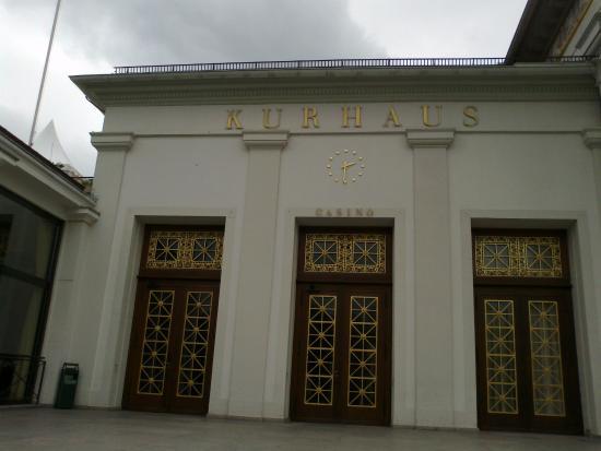 kurhaus kaiserallee 1 baden-baden germany