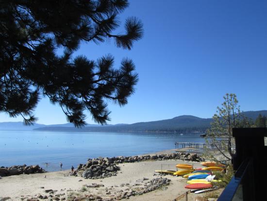 beach picture of red wolf lakeside lodge tahoe vista tripadvisor rh tripadvisor com