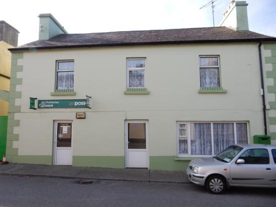 Clonbur, Irlanda: Почта