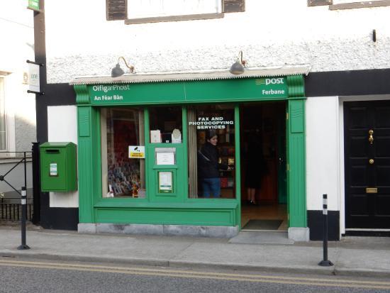 Ferbane, Ιρλανδία: Почта