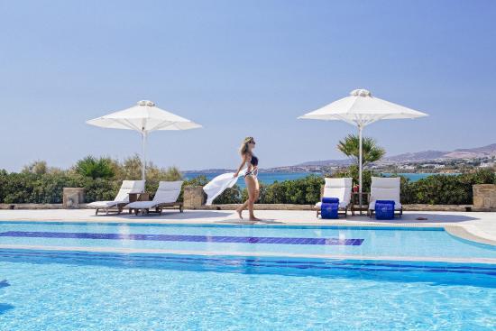 Poseidon of Paros : Pool