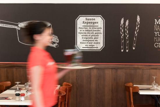 Ibis Kitchen Restaurant Angers Centre