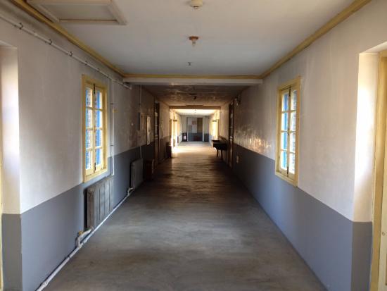 Fushun War Criminal Management Historic Site: Entering the War Criminal Management Centre