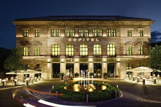 Sofitel Munich Bayerpost Photo