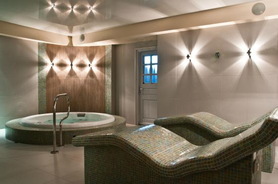 Poseidon of Paros: Spa