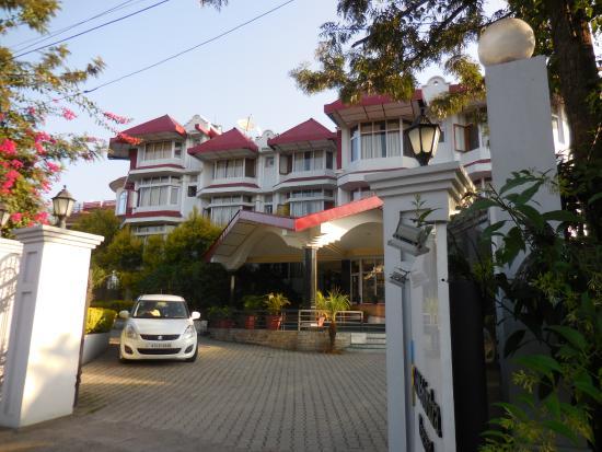 Club Mahindra Dharamshala: Club Mahindra, Dharmashala