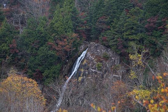 Okura Falls: 清見展望台から見たおおくら滝