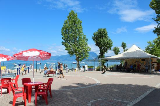 CAMPING CISANO SAN VITO - Updated 2018 Prices & Campground Reviews (Bardolino, Lake Garda, Italy ...