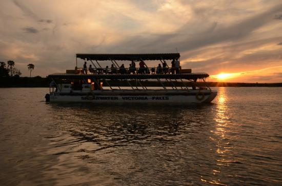 Shearwater Victoria Falls - Zambezi River Cruises