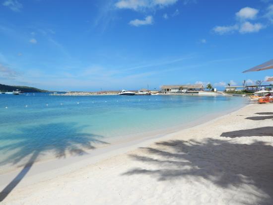 Moon Palace Jamaica Quiet Beach