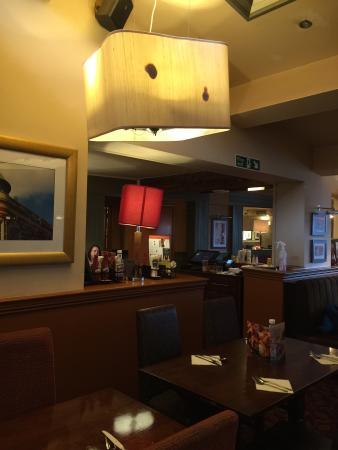 Premier Inn Southampton West Restaurant