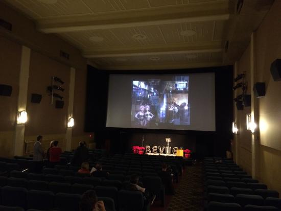 The Revue Cinema