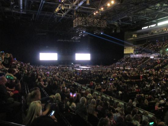 View Of Stage From Block 107 Picture Of Flydsa Arena