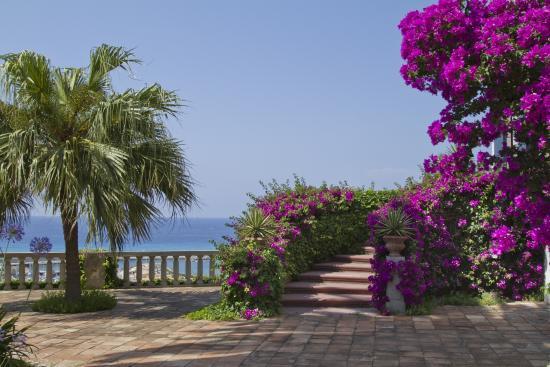 Villa Paola: Terrazza sul mare