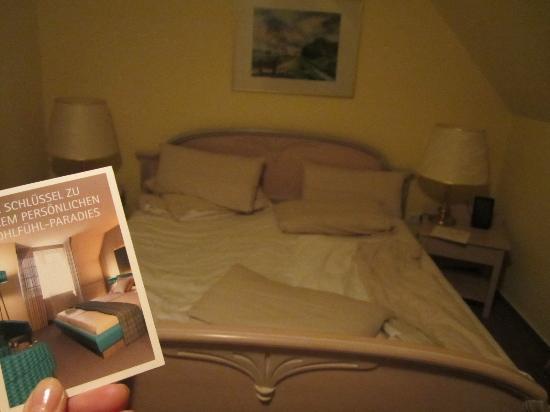 Hotel Bornmuehle: Zimmer im Landhausstil