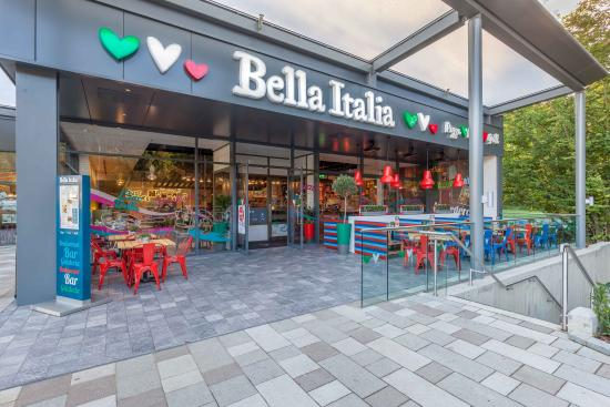 Bella Italia Hempstead Valley