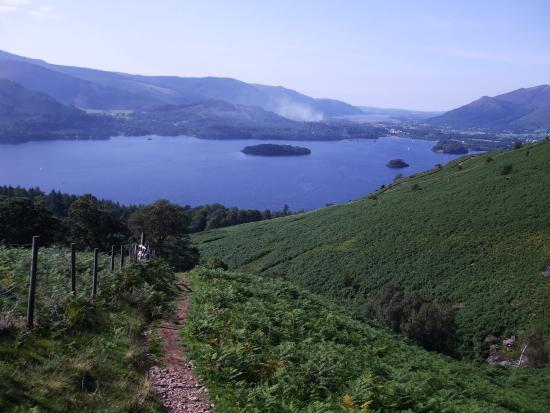 Lake District National Park Guided Walks - Walks to Inspire: Lake District National Park -  Derwent Water