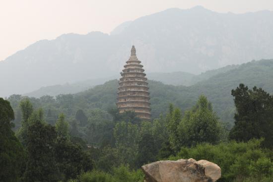 Songye Temple Pagoda
