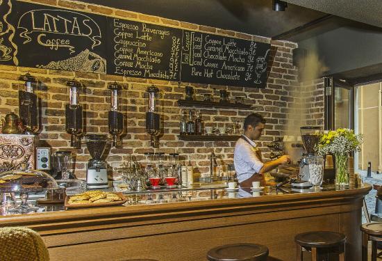 Lattas Cafe - Picture of Lattas Coffee, Istanbul - TripAdvisor